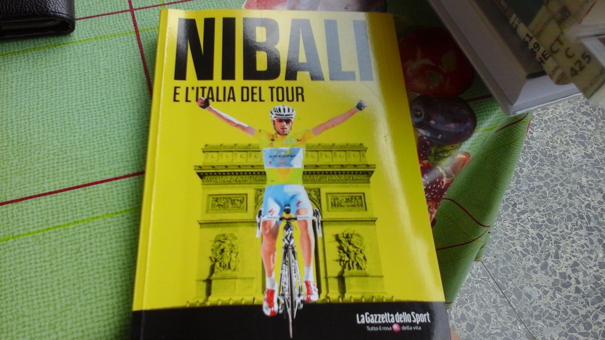 Nibali e l'Italia del Tour