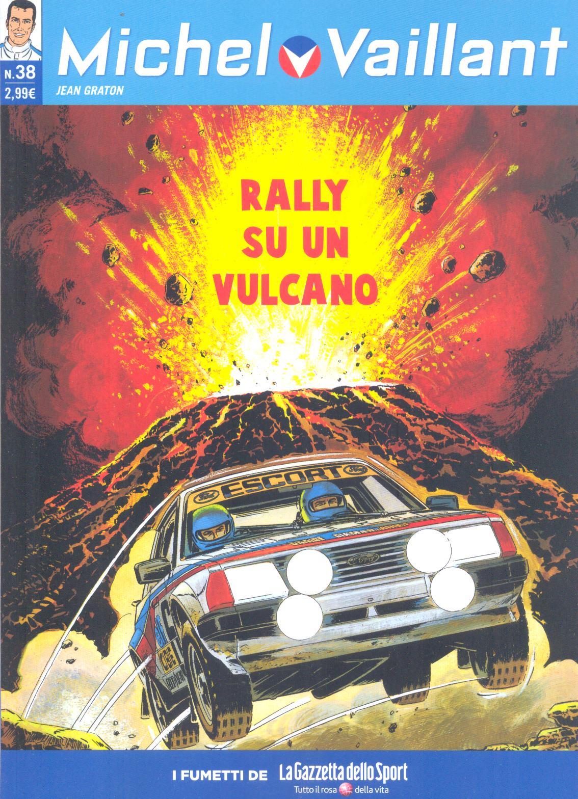 Michel Vaillant vol. 38