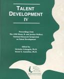 Talent Development IV