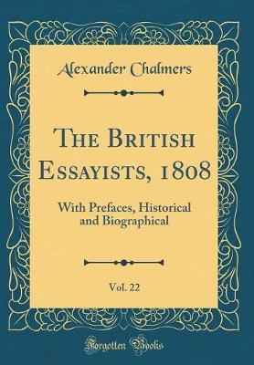 The British Essayists, 1808, Vol. 22