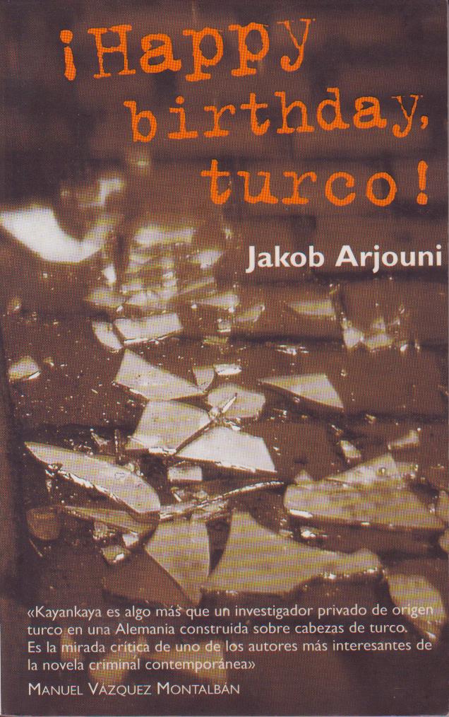 Happy Birthday Turco...