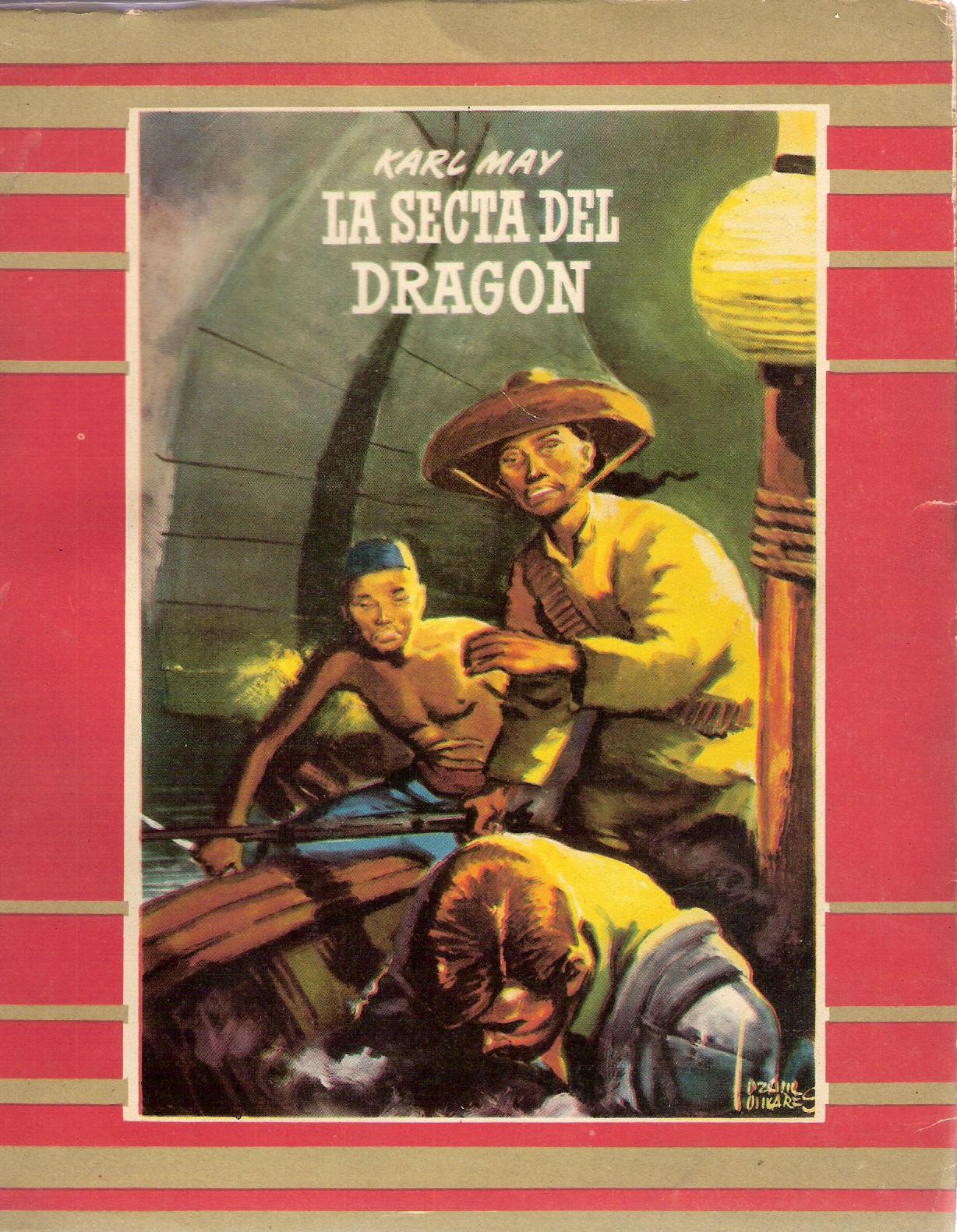 La secta del dragón