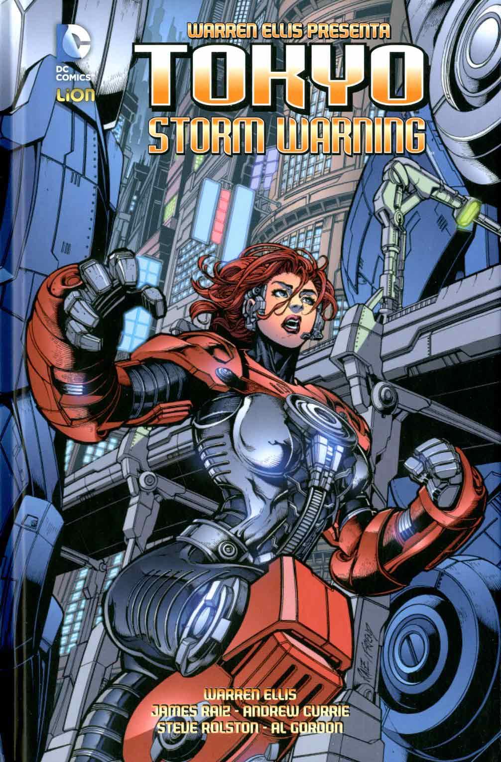 Grandi Opere DC - Warren Ellis presenta: Tokyo Storm Warning/MEK