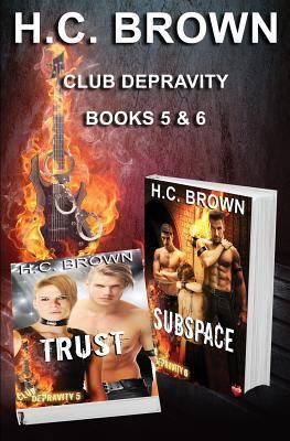 Club Depravity - Books 5 & 6