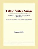Little Sister Snow (...