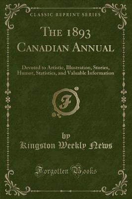 The 1893 Canadian Annual