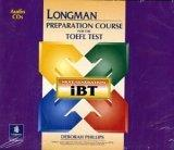 Longman Preparation Course for the TOEFL Test: 8 Audio CD's