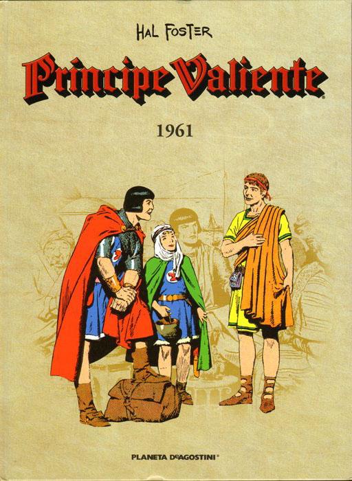 Príncipe Valiente #25