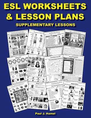 Esl Worksheets & Lesson Plans