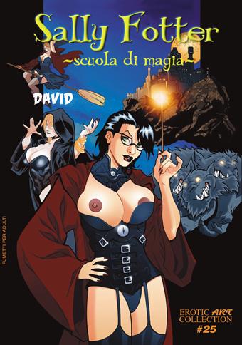 Sally Fotter. Scuola di magia