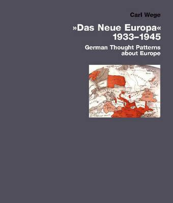 The New Europe 1933-1945