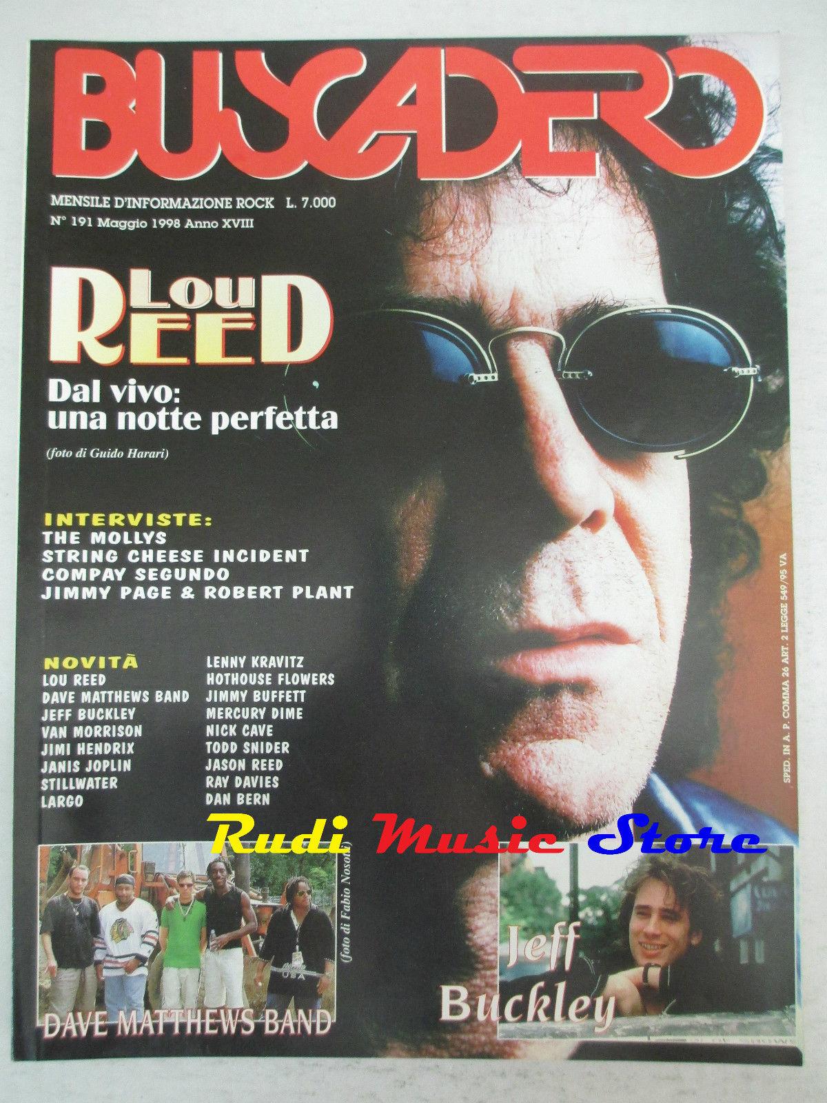 Buscadero n. 191 (maggio 1998)