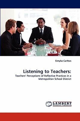 Listening to Teachers