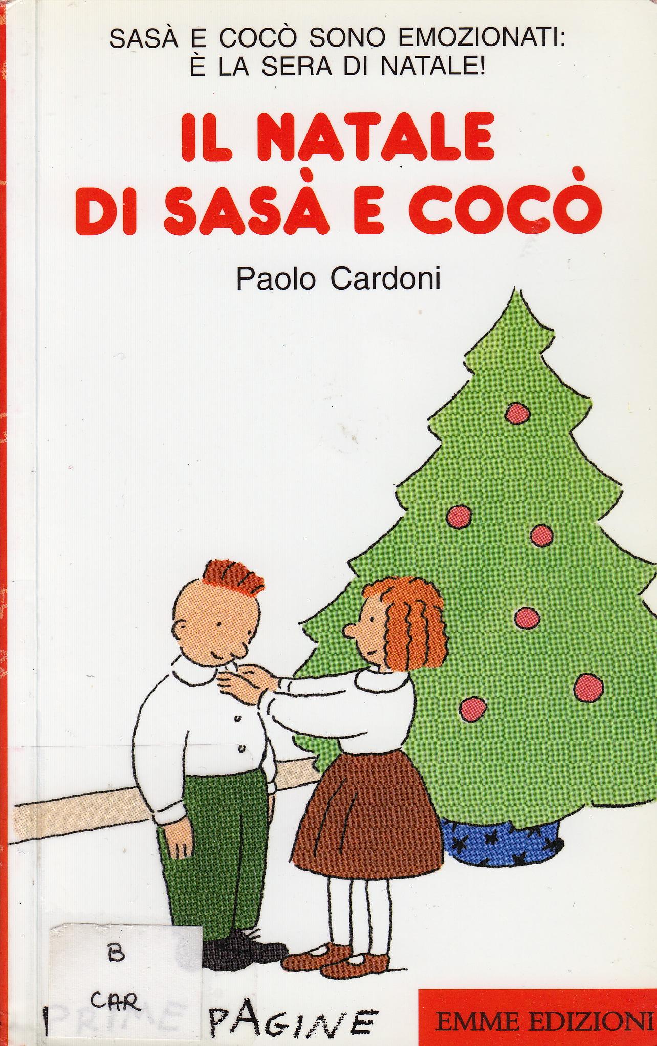Il Natale di Sasà e Cocò