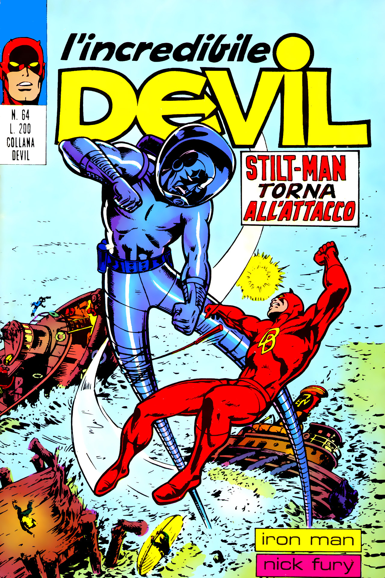 L'incredibile Devil ...