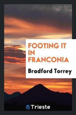 Footing it in Franco...