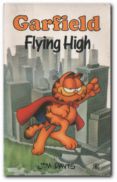 Garfield Flying High