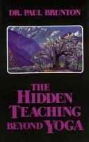The hidden teaching ...