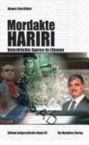 Mordakte Hariri