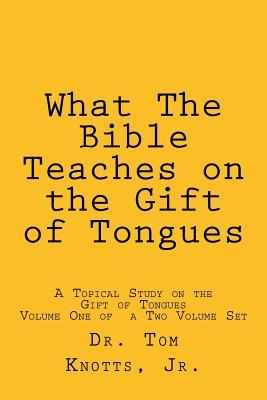 What the Bible Teaches on the Gift of Tongues