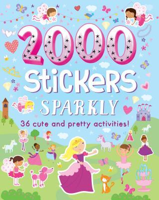 2000 Stickers Sparkly