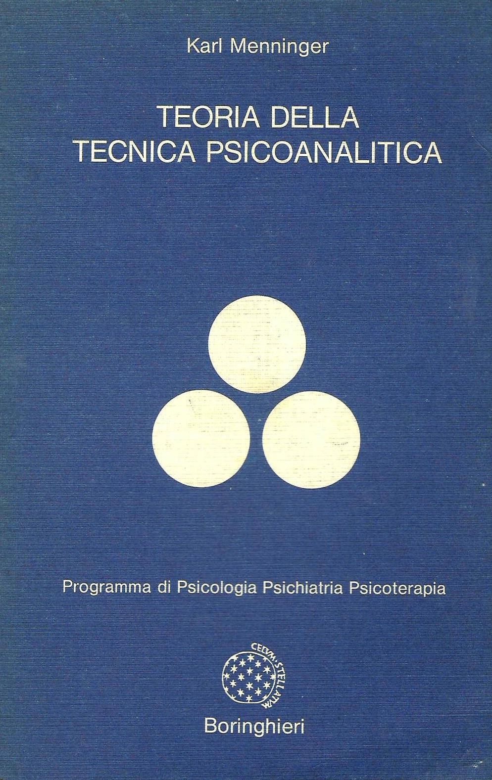 Teoria della tecnica psicoanalitica