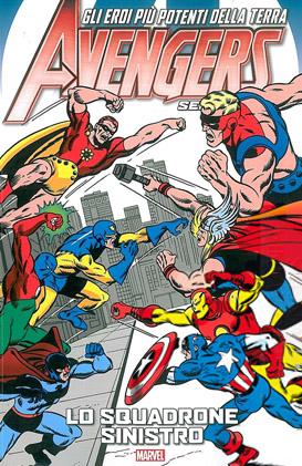 Avengers - Serie Oro vol. 8