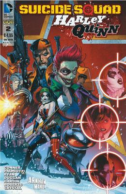 Suicide Squad / Harley Quinn n. 2