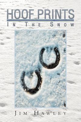 Hoof Prints in the Snow