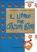 Il libro delle citazioni latine