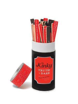 Kinky Truth or Dare - Pick-a-stick