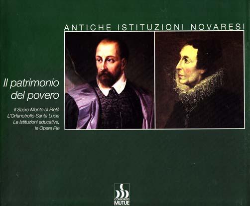 Antiche istituzioni novaresi - Il patrimonio del povero