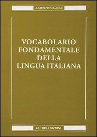 Vocabolario fondamentale della lingua italiana