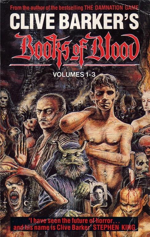 Books of Blood, Volu...