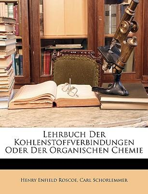 Lehrbuch Der Kohlens...