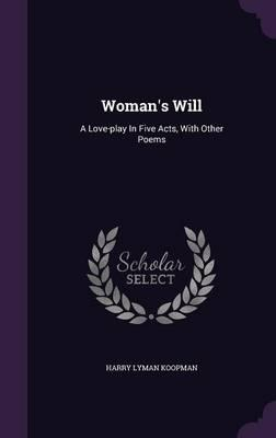 Woman's Will