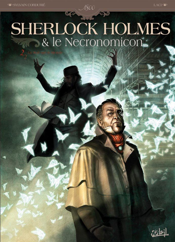 Sherlock Holmes & le Necronomicon, Tome 2
