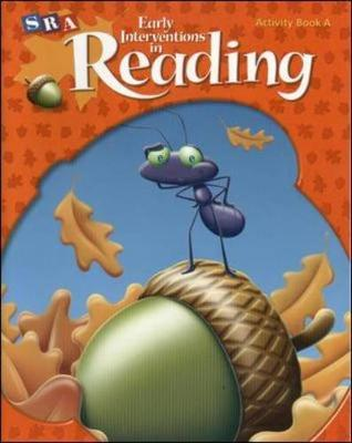 Early Interventions in Reading Level 1, Activity Book A