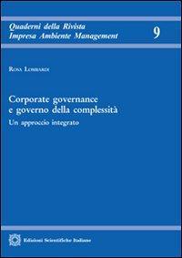 Corporate governance e governo della complessità