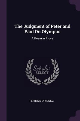 The Judgment of Peter and Paul on Olympus