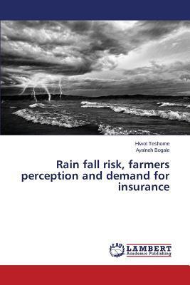 Rain fall risk, farmers perception and demand for insurance