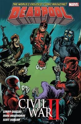 Deadpool World's Greatest Vol. 5