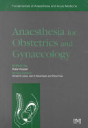 Anaesthesia for Obstetrics and Gynaecology