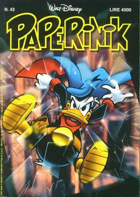 Paperinik e altri supereroi n. 43