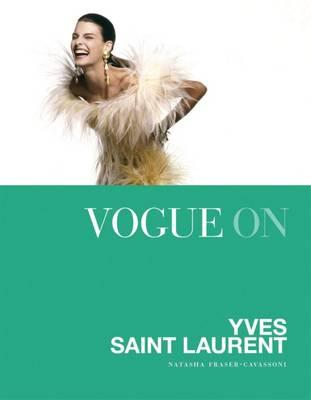 Vogue on Yves Saint ...