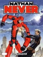 Nathan Never n. 179