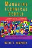 Managing Technical People