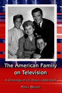 The American family on television