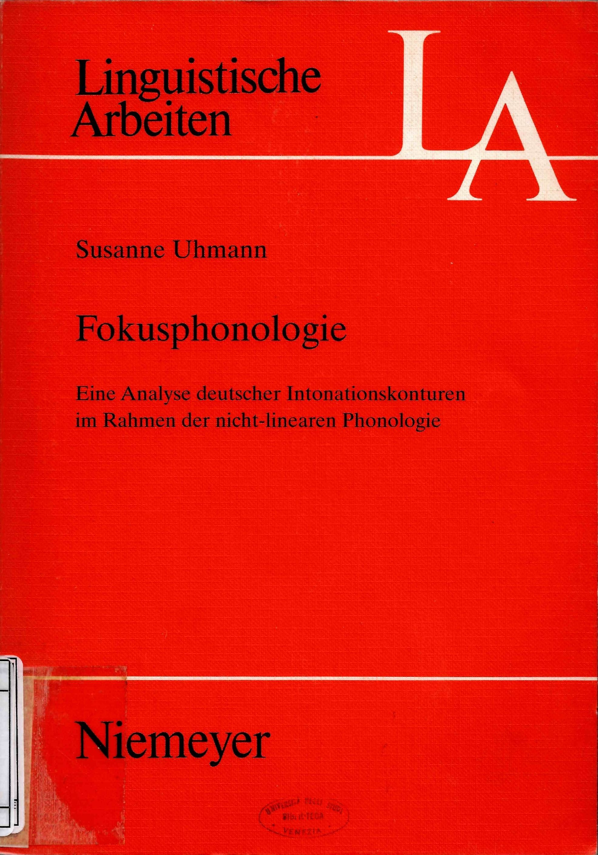 Fokusphonologie