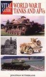 World War 2 Tanks & AFVs -Vital G